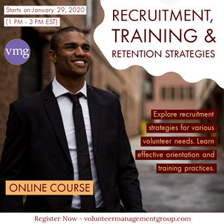 Register today for Recruitment, Training and Retention