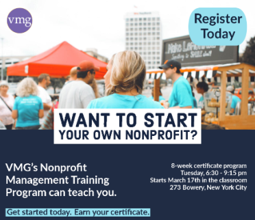 Start your own nonprofit
